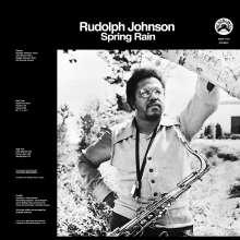 Rudolph Johnson: Spring Rain (Reissue), LP