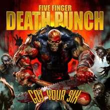 Five Finger Death Punch: Got Your Six (180g), 2 LPs