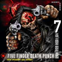 Five Finger Death Punch: And Justice For None (Deluxe Edition) (Explicit), CD