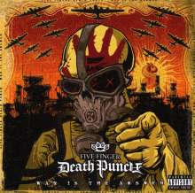 Five Finger Death Punch: War Is the Answer (Explicit), CD