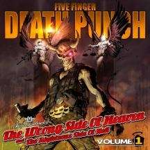 Five Finger Death Punch: The Wrong Side Of Heaven And The Righteous Side Of Hell Vol.1, 2 LPs