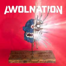 Awolnation: Angel Miners & The Lightning Riders (Red Vinyl), LP