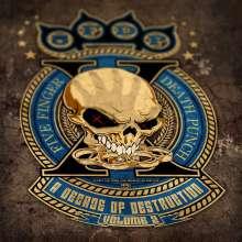 Five Finger Death Punch: A Decade Of Destruction Volume 2, 2 LPs