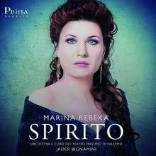 Marina Rebeka - Spirito, CD