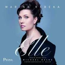 Marina Rebeka - Elle (French Opera Arias), CD