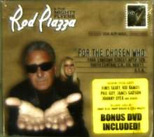 Rod Piazza: For The Chosen Who (CD+DVD), 1 CD und 1 DVD
