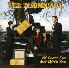 Insomniacs: At Least I'm Not With You, CD