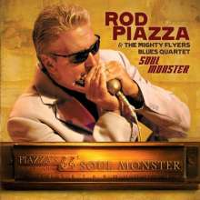 Rod Piazza: Soul Monster, CD