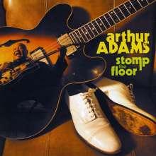 Arthur Adams: Stomp The Floor, CD