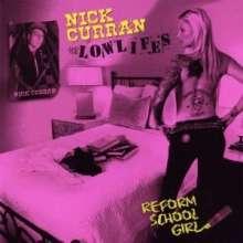 Nick Curran: Reform School Girl, CD