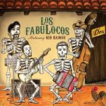 Los Fabulocos: Dos, CD