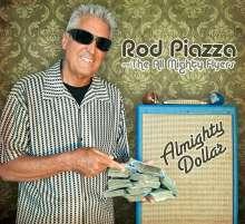 Rod Piazza: Almighty Dollar, CD