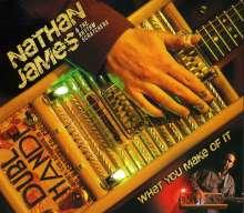 Nathan James: What You Make Of It, CD