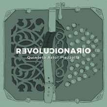 Astor Piazzolla (1921-1992): Revolucionario, CD
