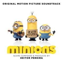 Filmmusik: Minions, CD