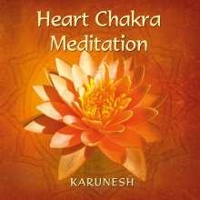 Heart Chakra Meditation, CD
