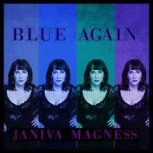 Janiva Magness: Blue Again, CD
