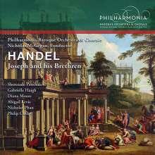 Georg Friedrich Händel (1685-1759): Joseph and his Brethren HWV 59, 2 CDs
