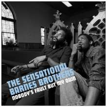 The Sensational Barnes Brothers: Nobody's Fault But My Own, CD
