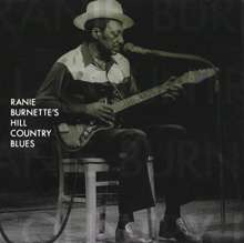 Ranie Burnette: Hill Country Blues, CD