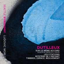 Henri Dutilleux (1916-2013): Orchesterwerke, CD