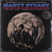 Marty Stuart: Way Out West - Desert Suite (Trip One), LP