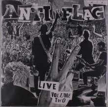 Anti-Flag: Live Volume Two (Colored Vinyl), LP