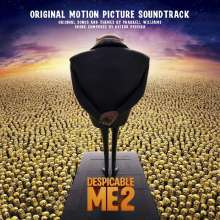 Filmmusik: Despicable Me 2, CD