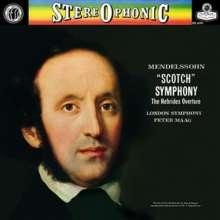 "Felix Mendelssohn Bartholdy (1809-1847): Symphonie Nr.3 ""Schottische"" (180g/2x45rpm), 2 LPs"