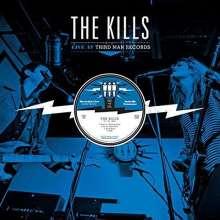 The Kills: Live At Third Man Records, LP