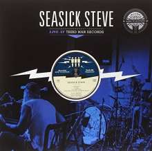 Seasick Steve: Live At Third Man Records, LP