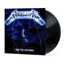 Metallica: Ride The Lightning (remastered) (180g), LP