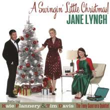 Jane Lynch: Swingin' Little Christmas, CD