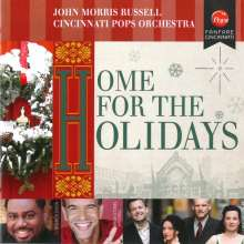 John Morris Russell: Home For The Holidays, CD