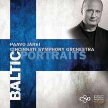 Paavo Järvi & Cincinnati SO - Baltic Portaits, CD