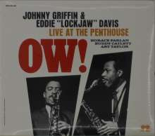 Eddie 'Lockjaw' Davis & Johnny Griffin: Ow! Live At The Penthouse, CD