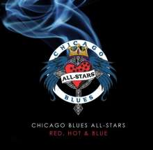 Chicago Blues All Stars: Red, Hot & Blue, CD