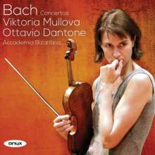 Johann Sebastian Bach (1685-1750): Violinkonzerte BWV 1041,1042,1053,1060, CD