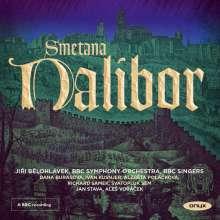 Bedrich Smetana (1824-1884): Dalibor, 2 CDs
