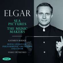 Edward Elgar (1857-1934): Sea Pictures op.37, CD
