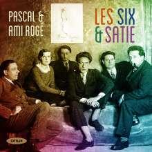 Pascal Roge & Ami Roge - L'Album des Six, CD