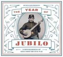 The Year Of Jubilo: 78 RPM Recordings Of Songs From The Civil War, CD