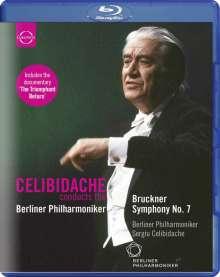 Anton Bruckner (1824-1896): Symphonie Nr.7, Blu-ray Disc
