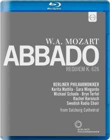 Wolfgang Amadeus Mozart (1756-1791): Requiem KV 626, Blu-ray Disc