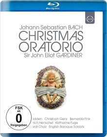 Johann Sebastian Bach (1685-1750): Weihnachtsoratorium BWV 248, Blu-ray Disc