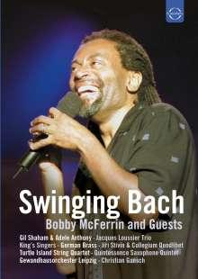 Swinging Bach - Bobby McFerrin & Friends, DVD
