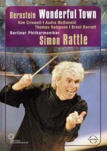 Leonard Bernstein (1918-1990): Wonderful Town, DVD
