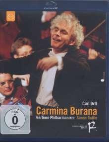 Carl Orff (1895-1982): Carmina Burana, Blu-ray Disc