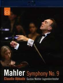 Gustav Mahler (1860-1911): Symphonie Nr.9, Blu-ray Disc