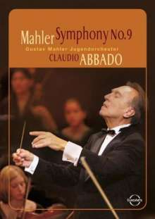 Gustav Mahler (1860-1911): Symphonie Nr.9, DVD